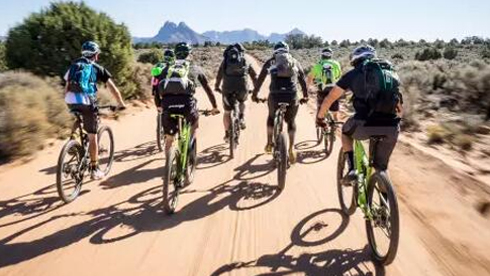 英医学专家:骑自行车可预防肌肉萎缩和关节炎