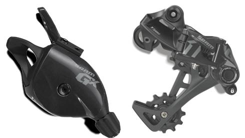 超入门级传动系统新选择:SRAM GX DH