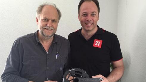 3T收购德国超轻自行车碳纤零件品牌THM