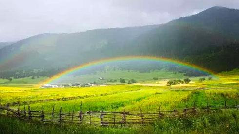 铁算盘西藏 如果遇到这些惊艳的坏天气 那是你的福气