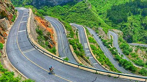 这里的山路不止18弯:北京最美山路——红井路