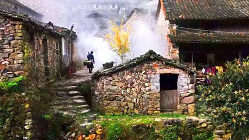 浙江适合骑车慢慢感受的15个绝美古村