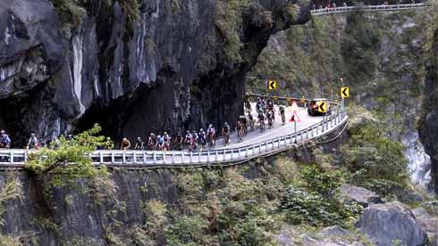 台风侵袭 2016KOM登山王之路延期至9月3日