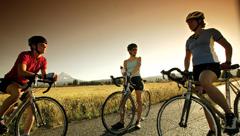 烈日炎炎的夏日骑行该如何进行自我保护