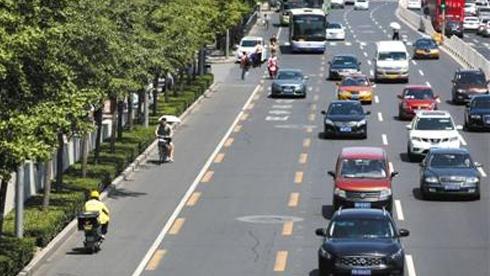 回龙观到中关村拟建自行车高速 封闭式全程不设红绿灯