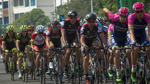 2016环海南岛赛赛事全新路线发布