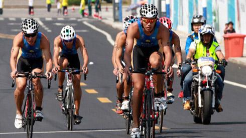 铁人三项户外骑行学问多多 膝盖受伤原因大曝光
