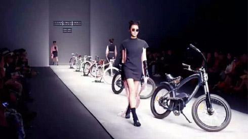 亚洲自行车展联合美诺华品牌设计——打造全新『Show Room』
