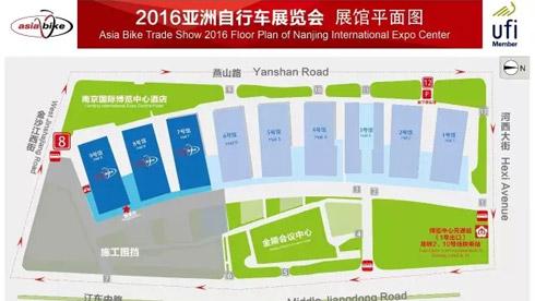 这个免费参观亚洲自行车展的机会,你确定不要申请吗?