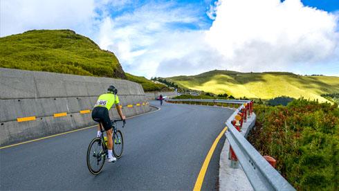 2016台湾自行车节 台湾自行车登山王挑战队员招募中