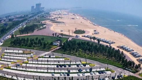赛事预告|中国铁三联赛首站东戴河 东临碣石 绥中打铁