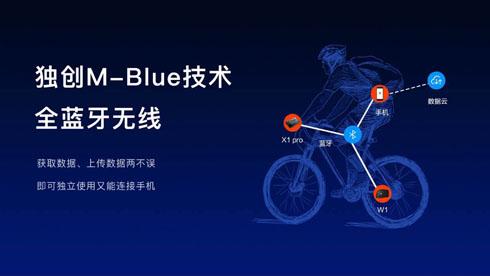 乐骑码表X1Pro亚洲自行车展首发 开启单车联网时代