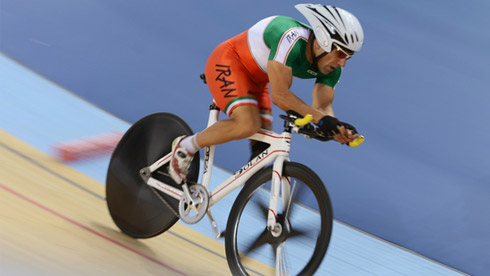 伊朗残奥单车手赛时跌倒身亡 奥运村下半旗致哀
