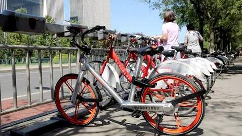 网约自行车调查:看起来很美 考验城市文明程度