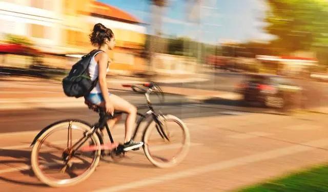 无需担心:身体将在7次骑行中出现的奇怪症状!