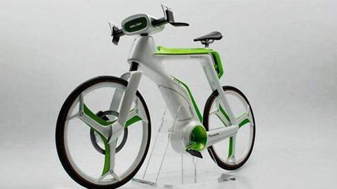 雾霾再大能怎样?这款自行车自带空气净化功能