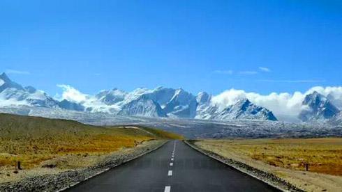 中国最美的6条国道,走过即领略了半个中国