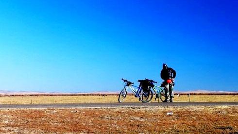 单车12天全程820公里,独闯北极极冷之地,海量美图