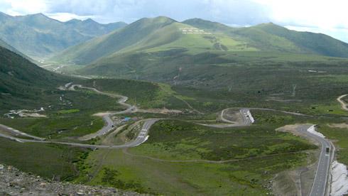 318国道折多山隧道年内开建,川藏线又可少翻一座山