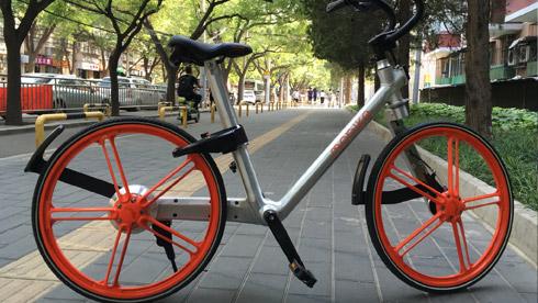 摩拜单车发布首份春节骑行大数据 80后90后是主力