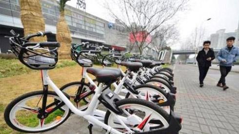 上海共享单车又新添成员,骑行中能给手机充电