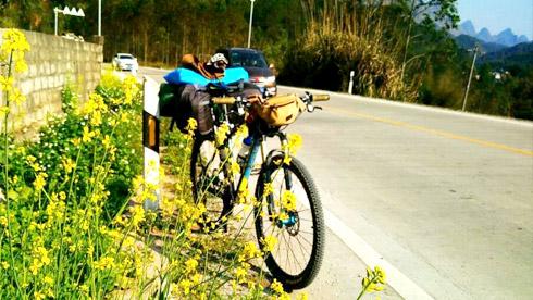 出发,只需要一点点勇气:单人单骑游桂林