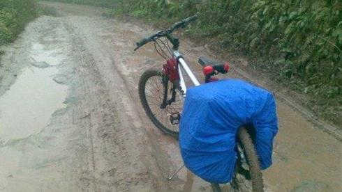 长途骑行时遇到的各种路况的应对方法