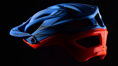 2017 Troy Lee Designs A2山地头盔