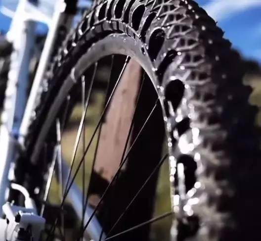 公用自行车的实心蜂窝式轮胎,有哪些优缺点?