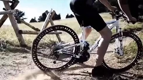 共享自行车的实心蜂窝式轮胎,有哪些优缺点?