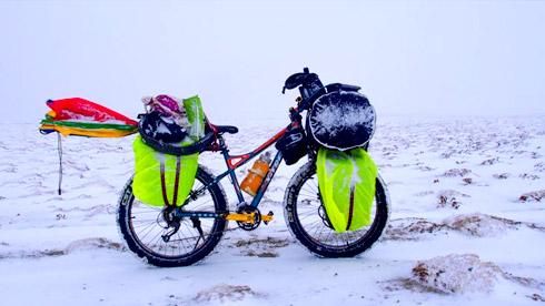 自行车穿越无人区 需要哪些技能和装备?