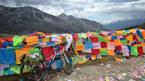 游记:2017年小林哥骑行川藏318的心旅历程