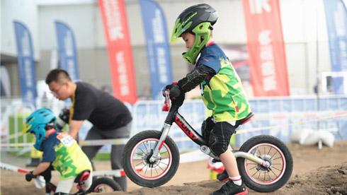 2017 Asia Bike儿童骑行系列活动——自行车的学前教育