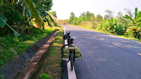一个月越南骑旅