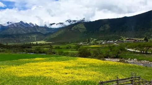 去过这些地方,才能真正领略西藏的美!