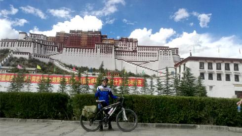2017年黄金周不推、不搭、不休19天单飞川藏南线