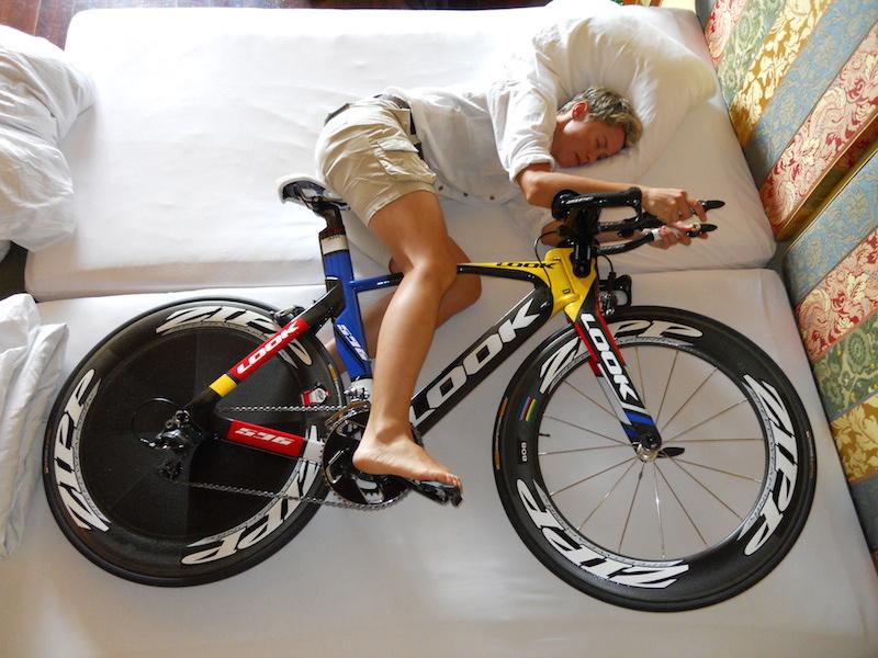 cycling offseason degrade