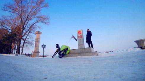 环华骑行,广东出发,34个省市,56民族