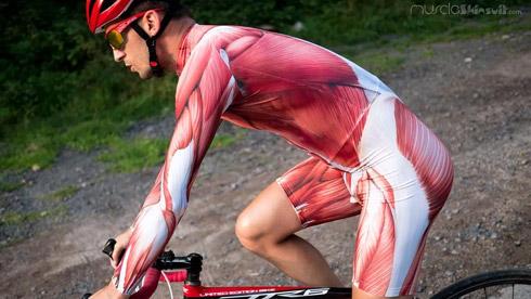 都知道骑车好处多,到底练了哪几块肌肉你知道吗?