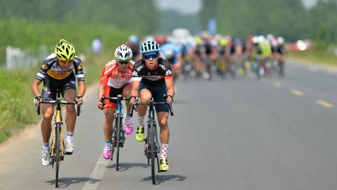 2018第八届中国·新沂环骆马湖自行车公路公开赛开赛在即