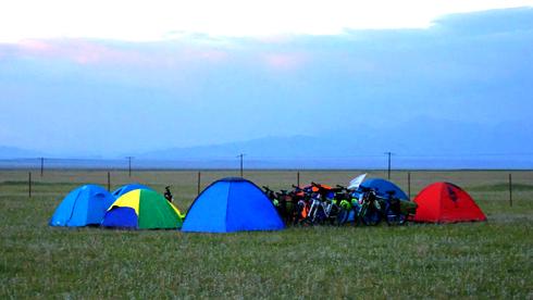 2017年的西部之旅——骑行新疆