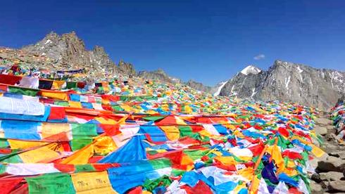 一路向西——在冈仁波齐为多年的西藏骑行画上了句号