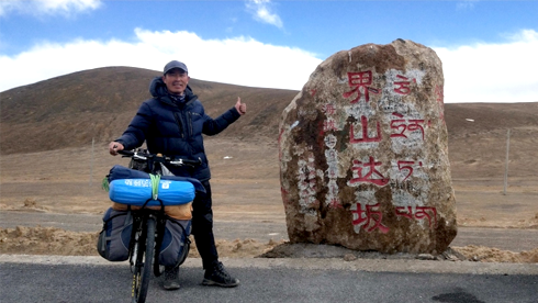 探访羌塘秘境,寻踪昆仑古道,14天单车穿越克里雅