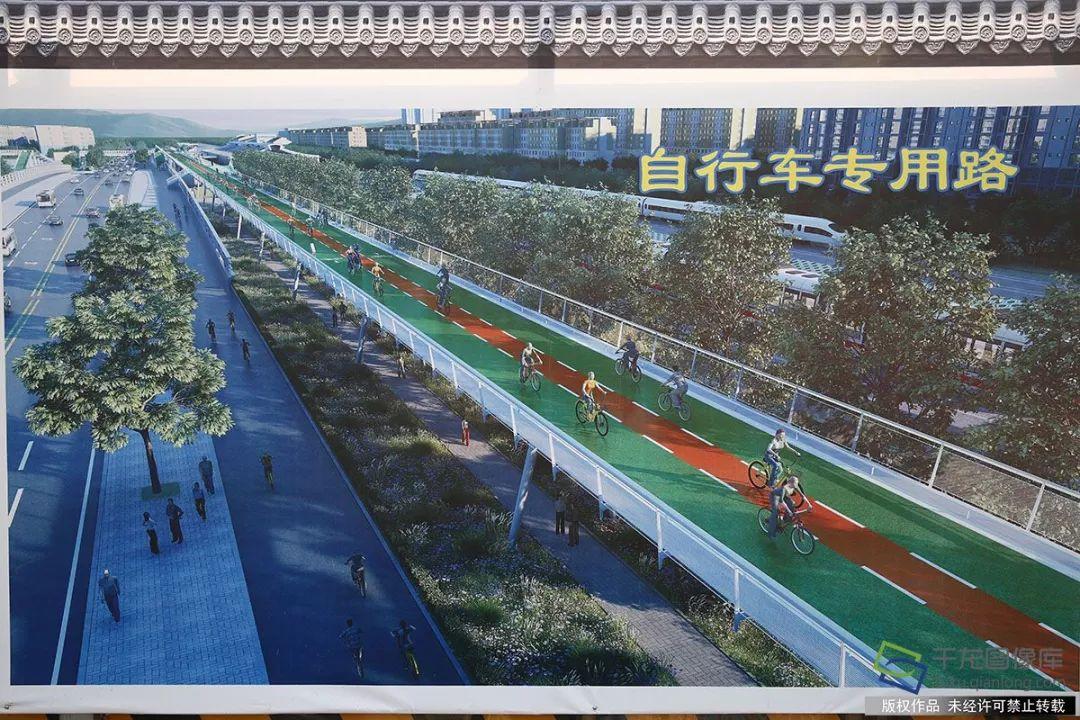 北京车友有福了,首条自行车专用路将于6月投入使用