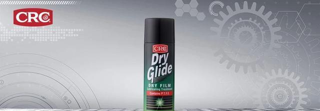 自行车也需养护 CRC Dry Glide干性润滑剂守护爱车平安过冬